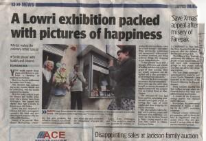 Manchester Evening News 2007